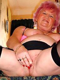 Granny bbw, Grannies, Bbw granny, Granny, Busty mature, Lingerie