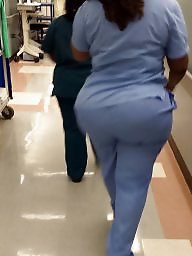 Ebony bbw, Nurse, Booty, Bbw mature, Mature ebony, Black mature