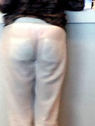 See thru, Pants