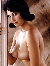 Vintage boobs, Playboy