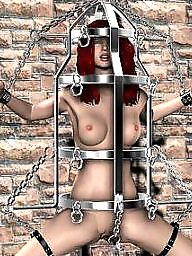 Art, Bdsm cartoon, Bdsm art