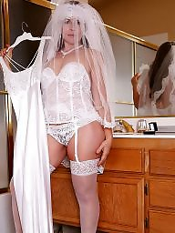Andie, Bride, Brides, Housewife, Mature hairy, Hairy milf