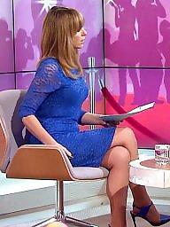 British, Nylons, Nylon, Legs, Heels