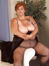 Mature lingerie, Granny, Bbw granny, Granny bbw, Clothed, Bbw grannies