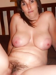 Mature, Mature boobs, Touch, Big tits