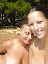 Vacation, Flashing, Public, Public flashing, Friends, Friend
