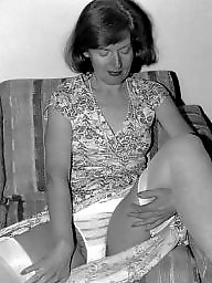 retro stockings Upskirt