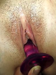 Anal toys, Wife anal