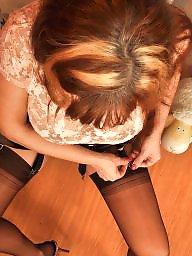 Mature stockings