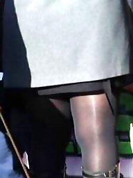 Leg, Hidden cam, Leggings, Hidden, Secret