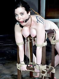 Gags, Gagging, Gag gagging, Gag, Bdsm white, Gagged bdsm