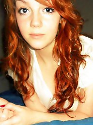 Amateur redhead, Young