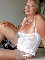 Mature sammy, Granny stocking, Mature stockings, Sammy, Grannies, Granny