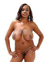 Natural boobs, Big natural, Natural, Big black tits, Black big tits