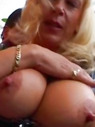 German milf, Mature big tits, German, Mature nipples, Mature tits, German mature