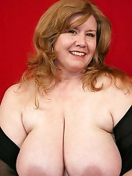 Fat, Fat mature, Mature tits