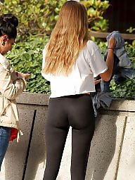 Leggings, Ass, Leg