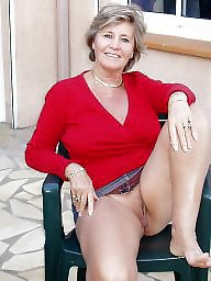 Cougars, Mature stockings, Mature stocking