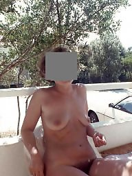 Exposed, Milf beach, Beach milf, My wife