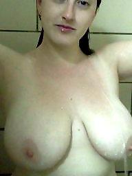 Shower, Public tits, Bbw shower, Public bbw, Bbw public