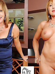 Mature dressed undressed, Undressed, Dressing, Mature dress, Dress undress, Dress