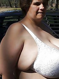 Bbw mature, Mature bbw, Mature boobs