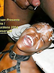Ebony facial, Cum covered, Ebony cum, Ebony facials, Cum facial, Facials