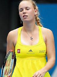 Celebrytki tenis