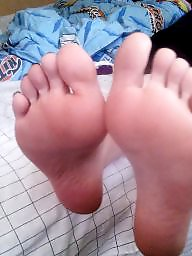My wife, Feet