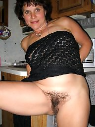 Hairy mature, Shaved, Mature hairy