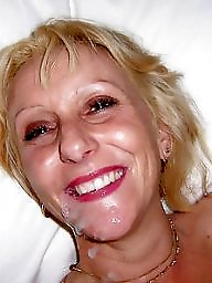 X mess, Milf facials, Milf facialized, Messing, Messed, Just milfs