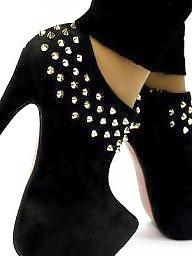 Stockings heels, Stockings heel amateur, Stockings & heels, Stocking heels, Heels stockings, Heels stocking