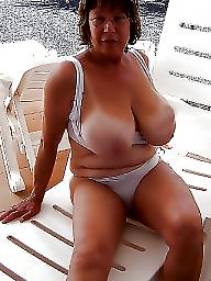 Mature boobs, Mature big tits, Big tits milf