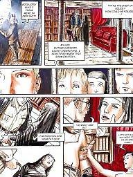 Nuns, Bdsm cartoons, Bisexual cartoon, Cartoon