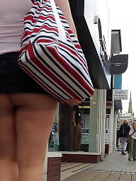 Mini skirt, Bbw skirt, Bbw upskirt, Upskirt bbw, Tight skirt, Amateur chubby
