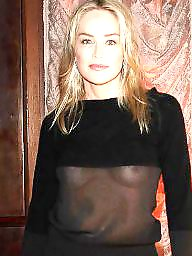 See thru, Sharon stone