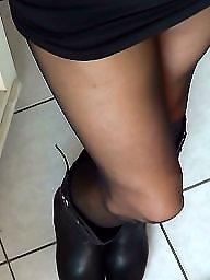 Boots, Skirt