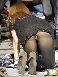 Hairy panties, Hairy stockings