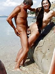 Naked couples, Naked, Public milf, Milf public