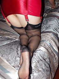 Stockings ladies, Stockings heel amateur, Stockings and heels, Stocking lady, Stocking and heels, My lady