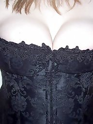 Corsets, Corset, Bbw corset, Bbw boobs, Big tits