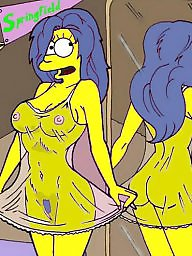 Marge simpson, Simpsons, Cartoon, Celebrities, Cartoons, Simpson