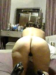 Wife interracial, Boss, Wife posing
