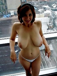 Amateur milf, Outdoors, Public, Public nudity, Outdoor
