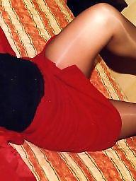 Red stockings, Red stocking, Red in stocking, Red dresses, Red dress, Pix