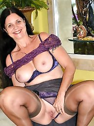 Mature stockings, Nylon mature, Stockings, Nylons, Nikki, Mature nylon