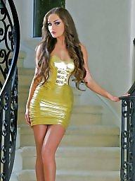 Dress, Sexy dress, Dressed