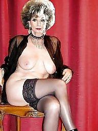 Granny, Granny tits, Grannies, Mature big tits