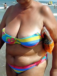 Mature beach, Granny beach, Granny, Granny boobs, Grannies