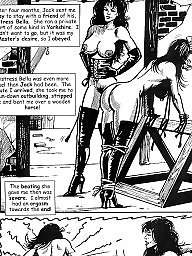 Comics, Comic, Bdsm cartoon, Bdsm comic